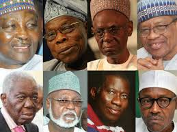 Image result for FG monetises N280m cars for Obasanjo, Gowon, Jonathan, others