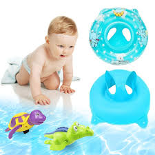 Buy Inflatable Pool Float For 3-36 Months Baby Kids,Swimming ...
