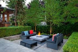 Backyard Fire Pit Ideas with Seating Best Of Paver Patio with Gas