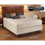 mattress and box spring. dreamy classic queen size mattress and box spring set b