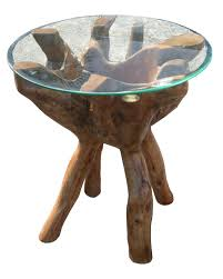chic teak furniture. Teak Root Side Table By Chic Only $356.12 Furniture E