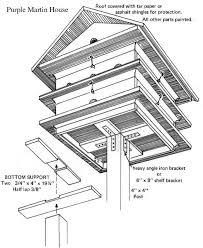purple martin house plans. Contemporary Purple Free Purple Martin House Plan Throughout Plans R