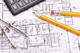 architecture drawing. Engineering And Architecture Drawings With Pencil | Stock Photo Colourbox Drawing
