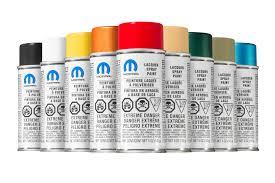 Mopar Touch Up Spray Paint 5 Oz Can Quadratec
