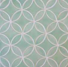 Circle Tiles Crush Of The Week Moroccan Circles Tile Design Salad