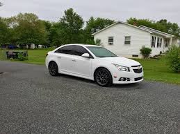 Summit White LTZ/RS with some tint