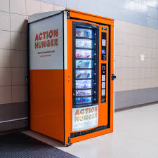 Vending Machine Manufacturing Companies Beauteous These Vending Machines Give The Homeless Free Food