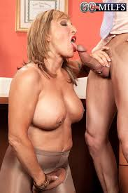 60 plus milfs presents luna azul experience comes with cumming