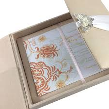 large hand crafted linen box for wedding invitation cards with Wedding Cards Box Holder linen couture wedding invitation box wedding card box holder with lock