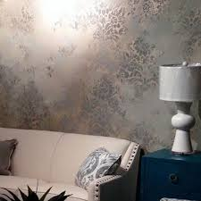 stenciled metallic plaster decorative wall finish project by decorative painter shauna gallagher cafe blog