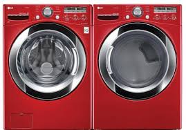 colored washer and dryer. Unique Washer LG WM3250HRA  DLEX3250R RED STEAM WASHER U0026 DRYER SET FACTORY REFURBISHED  FOR USA On Colored Washer And Dryer 0