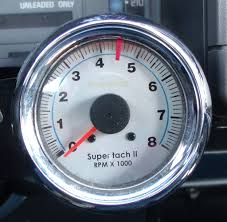 how to install a tachometer 8 steps (with pictures) Cable and Wire Harness at Saleen Gauge Wire Harness