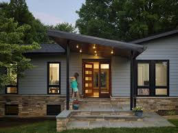 Modern Simple Portico Designs Front Porches On Modern Homes It Is Also Good To Use