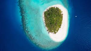 Island, any area of land smaller than a continent and entirely surrounded by water. Die Verbrannte Leiche Von Ocarina Island Anders Denken