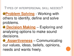 interpersonal savvy interpersonal skills need and importance