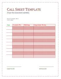 Sales Call Sheet Template Excel 23 Images Of Sales Call Template Worksheet Leseriail Com