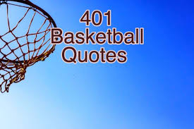 Basketball Team Quotes Adorable 48 Great Quotes For Your Basketball Team And Players Teach Hoops