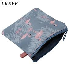 2019 print makeup bags cute cosmetics pouchs for travel las pouch women canvas cosmetic bag storage sanitary pads bag from windclot 32 73 dhgate