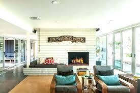 mid century fireplace surround mid century fireplace and mid century fireplace ideas to frame astonishing mid