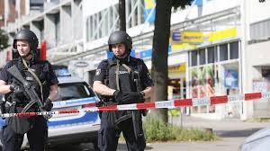 Probably the two most potentially useful skills i learnt in the army were ironing (a skill i try to avoid putting to use at any cost) and knowledge of the phonetic alphabet. Hamburg Supermarket Attack Leaves One Dead Bbc News