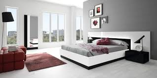 Shiny White Bedroom Furniture Home Design Ideas Astounding Furniture In Contemporary Bedroom