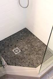 Flooring Ideas. Cool Shower Floor Ideas: Astounding Shower Floor ...