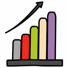 Sales Chart Info Graphics Charts Graphs By Vectors Point