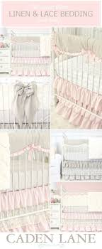 Our Linen & Lace Nursery Bedding Collection is absolutely stunning. Shop  these looks and get