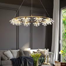 Designer Indoor Lighting Modern Hanging Gold Chandeliers Lighting Led Lamps Crystal Dining Room Living Room Indoor Light Fixture Home Lights Home Ligh Designer Chandeliers