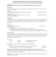 Academic Resume Examples Examples Of Resumes Bunch Ideas Of Examples ...