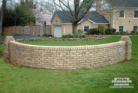 Small Picture segmental retaining wall design new home design classic design