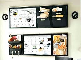 wall organization system organizer with chalkboard garage hanging storage systems the office home wa
