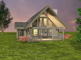 tranquility log home 1 200 to 1 500 sq ft