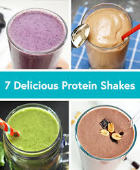 7 delicious protein smoothies