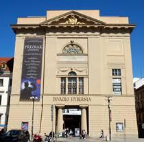 Hybernia Theatre Seating Chart Hybernia Theatre In Prague Prague Experience