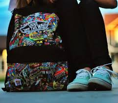 vans 8c. marvel/vans backpack and mint vans shoes 8c g
