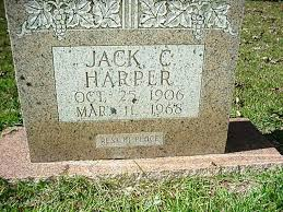 Jack Clinton Harper (1906-1968) - Find A Grave Memorial