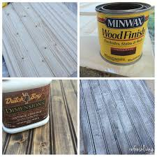diy tutorial antiquing wood. Plain Tutorial DIY Distressed Barnwood Inside Diy Tutorial Antiquing Wood M