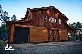 a garage living quarters