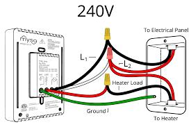 heater wiring diagram 240v wiring diagram 240v baseboard heater wiring diagram data diagram schematic 240v wall heater wiring diagram 120v vs 240v