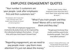 Employee Engagement Quotes What You Need to Get Right to Improve Employee Engagement Employee 6
