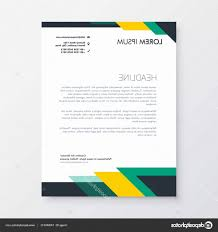 Letterhead Design In Word 023 Letterhead Vector Designs Free Download Modern Design