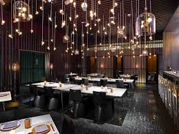 design interior restaurant great best ideas about bamboo for lights for restaurants ceiling