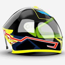 Motorcycle Helmet Light Kit Amazon Com Missun 2 Pcs Motorcycle Helmet El Cold Light Kit