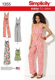 Women's Romper Pattern Fascinating Sewing Pattern One Shoulder Jumpsuit Pattern Wide Leg Jumpsuit