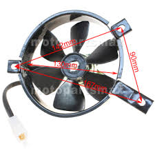 go kart or scooter 250cc cn250 water cooled 172mm engine parts fan for 250cc water cooled engine go karts moped scooters