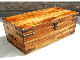 storage chest coffee table chest coffee table storage trunk coffee table best of large solid wood