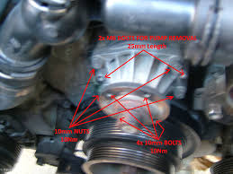 diy stewart water pump expansion tank coolant change 2 tensioner pullies e46fanatics