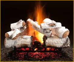 stunning gas logs georgetown fireplace and patio pic for accessories glowing embers tassee fl style gas