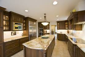 Modern Wood Kitchen Cabinets Kitchen Electric Range Microwave Plants In Small Pot Marble